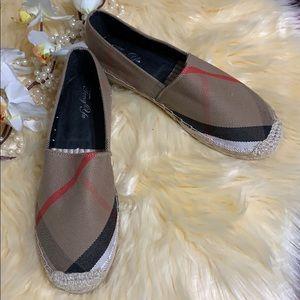Shoes - Women's Espadrilles Flats Original Slip On Loafer